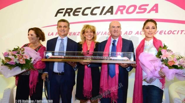 Al via Frecciarosa 2014