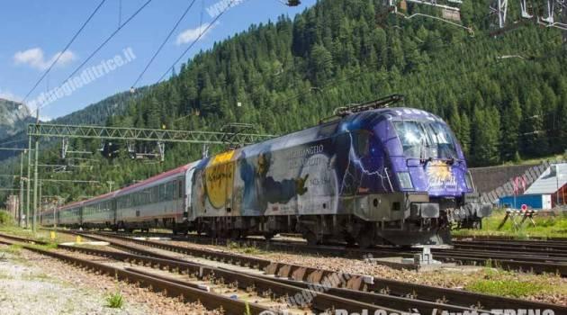 Fermata a Cesena per l'EC DB-ÖBB