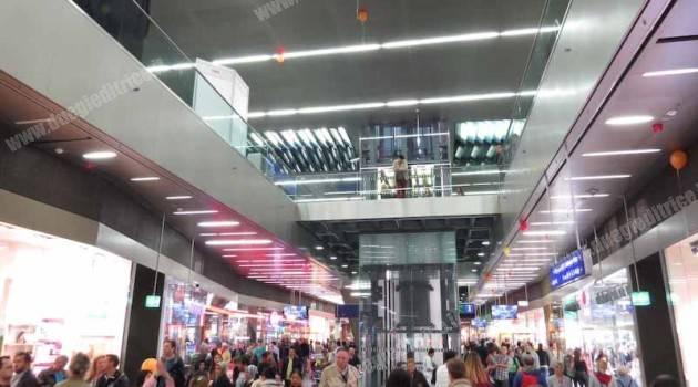 Inaugurata Wien HBF