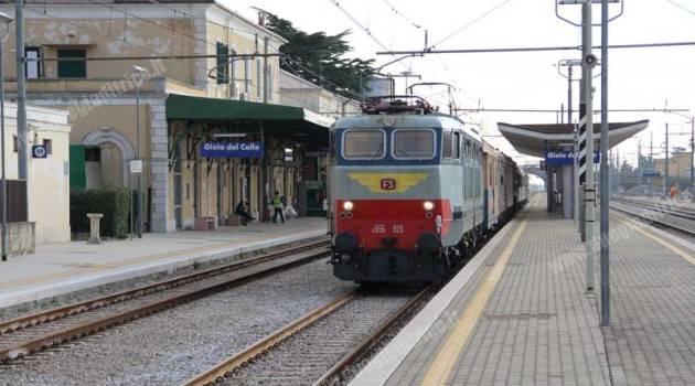 Rotabili storici da Taranto a Pistoia