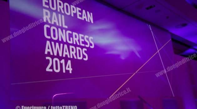 """FuoriMuro è il """"Miglior operatore ferroviario merci europeo del 2014"""""""