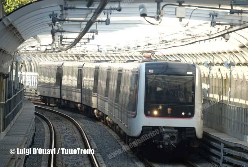 Roma: aperta la Metro C