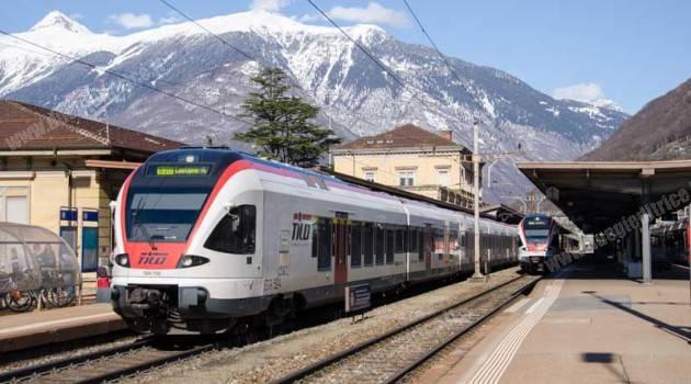 Rafforzati i treni TILO S20