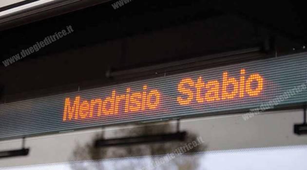 FFS: inaugurata la linea ferroviaria FMV tra Mendrisio e Stabio