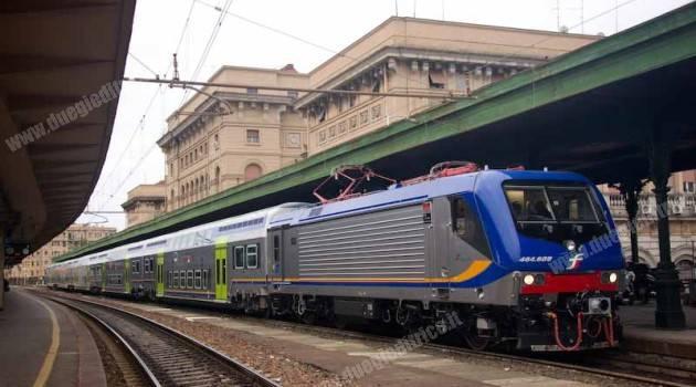 E 464 689 in servizio