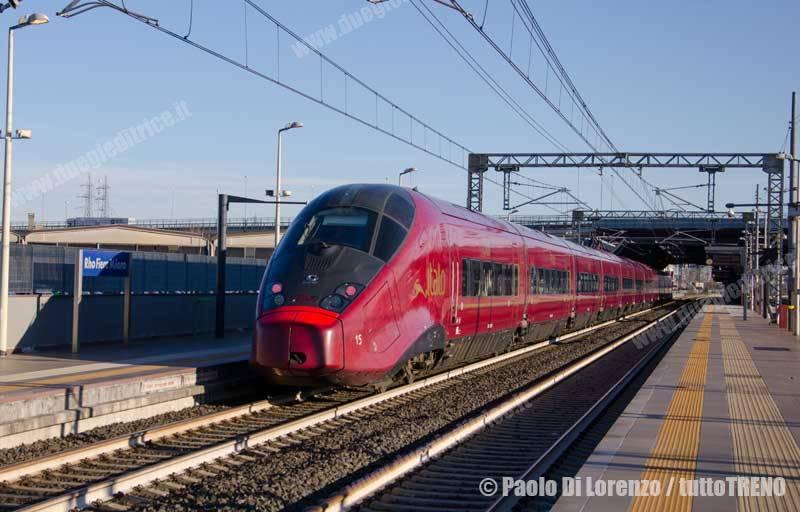 Alstom e NTV firmano il contratto per l'acquisto di 8 treni AV