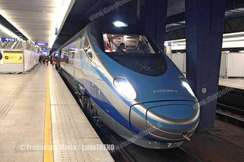 PKP IC: 10 milioni di km per i treni AV Alstom