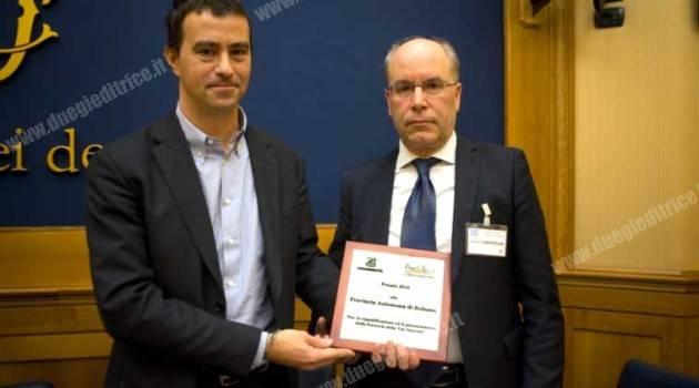 Legambiente: premio Pendolaria alla ferrovia della Val Venosta