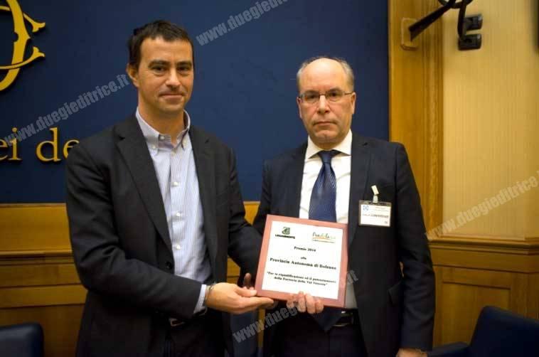 ProvinciaBolzano-LegaAmbiente-PremioValVenosta-Roma-2014-12-22-ProvinciaTrento-wwwduegieditriceit-WEB
