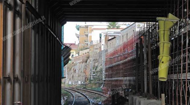 Ancora chiusa la Napoli–Salerno