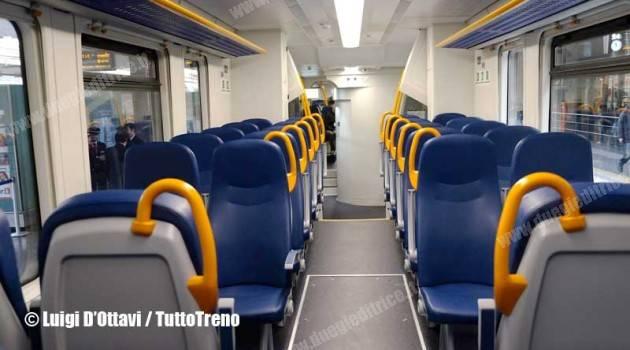 Trenitalia: nuovo orario e nuovi treni Diesel