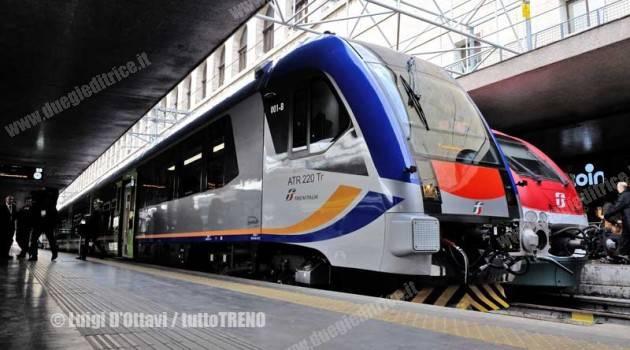 Treni Diesel per la rete calabra