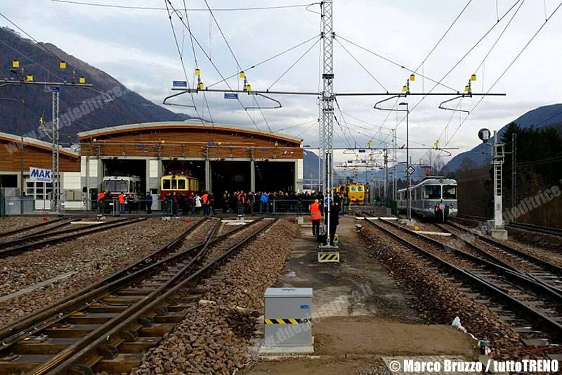 Trentino Trasporti: Platinum alla nuova Rimessa di Malé