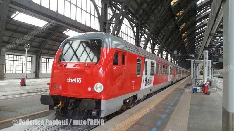 Thello 100% Trenitalia