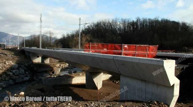 Linea Arcisate – Stabio: nuova gara per ultimare i lavori