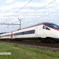 Trenitalia, ampliamento dell'offerta tra Svizzera e Italia