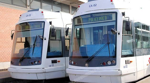 Tram Cagliari: inaugurata la tratta San Gottardo—Monserrato