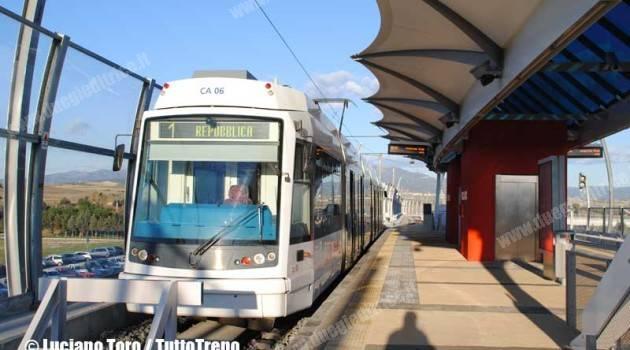 Tram Cagliari: si inaugura stamane il prolugamento su Policlinico