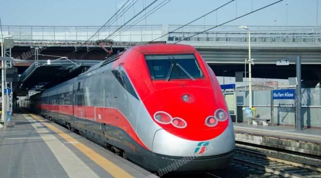 Expo2015: offerta Trenitalia su Rho Fiere Milano