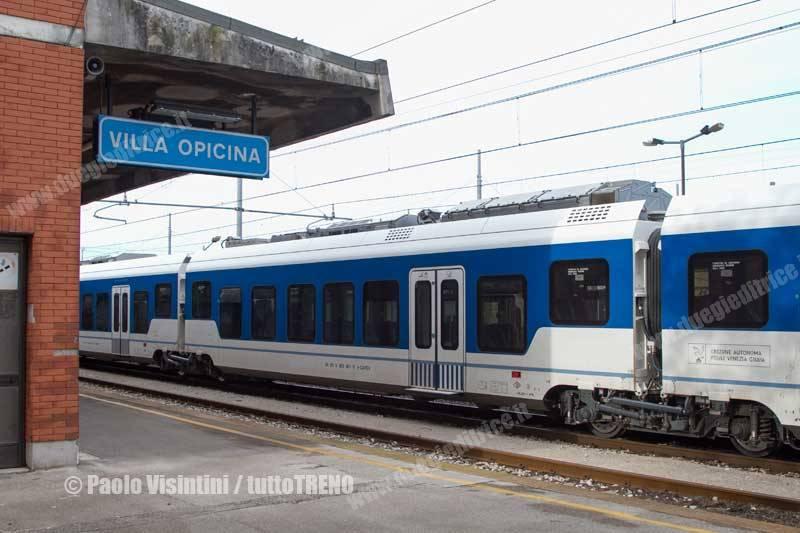 ETR 563 in corsa prova sulla rete SZ