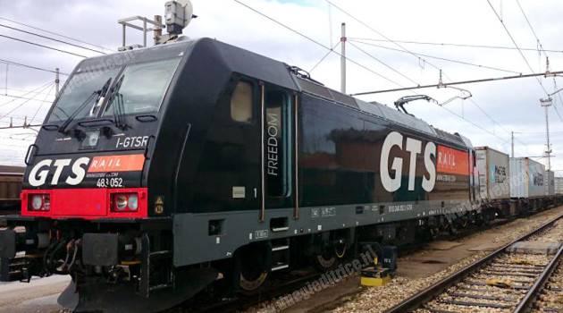 GTS Rail, Tasca e Semirimorchi P386 sulla Adriatica