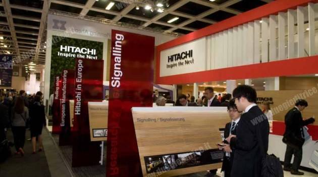 AnsaldoBreda e Ansaldo STS alla giapponese Hitachi
