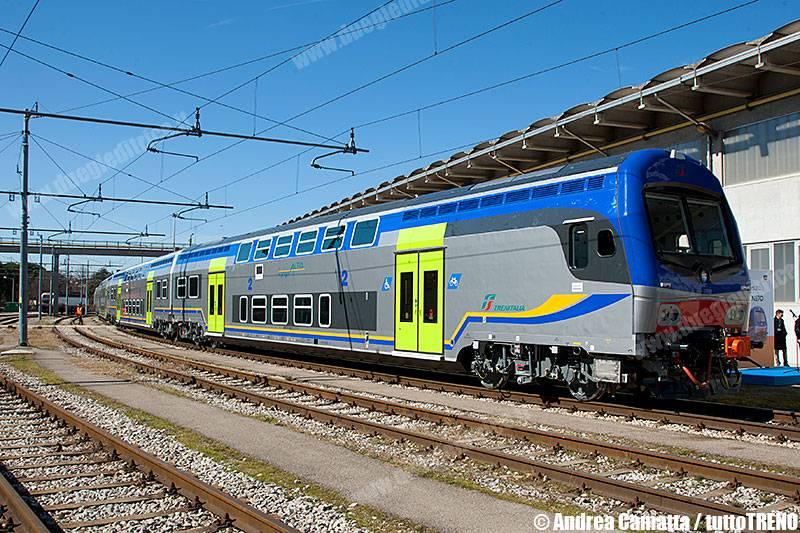 Finmeccanica-AnsaldoBreda: ordine da Trenitalia per 98 milioni di euro