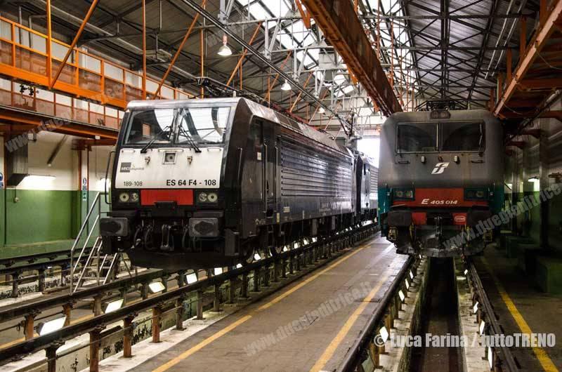 MRCE-E189_109+E189_932-Bosforus-NoleggiateTrenitalia-Verona-2015-03-02-FarinaLuca-DSC_6640-wwwduegieditriceit-WEB