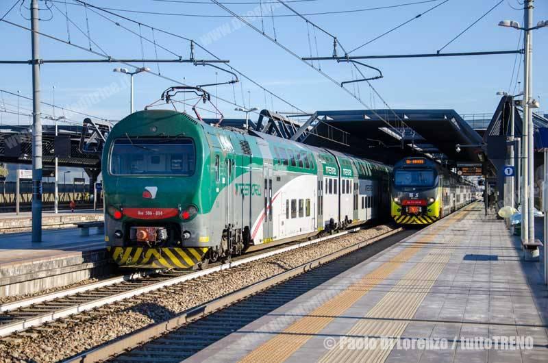 379 corse trenord per rho fiera expo milano 2015 - Passante ferroviario porta garibaldi ...