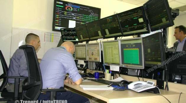 Trenord: inaugurata la nuova sala operativa