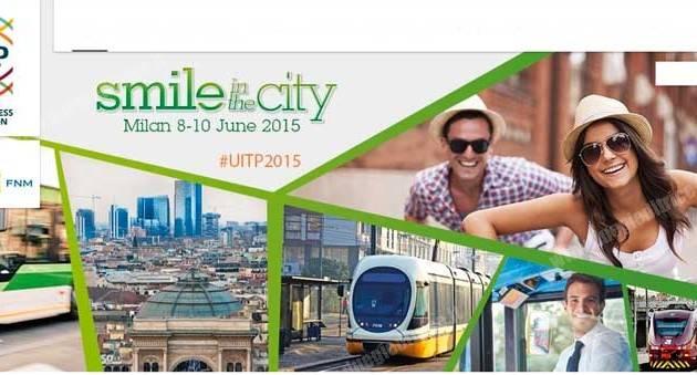 UITP: a Milano in giugno il Congresso & Esposizione Mondiale