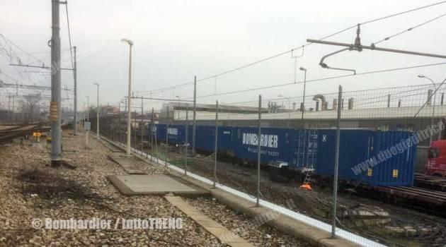 Di Bombardier la piattaforma interlocking di tipo mobile per la stazione di Melzo Scalo