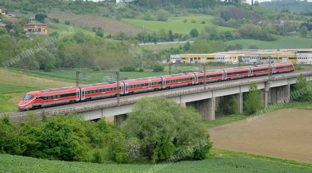 Trenitalia, Frecciarossa treno ufficiale del ChievoVerona