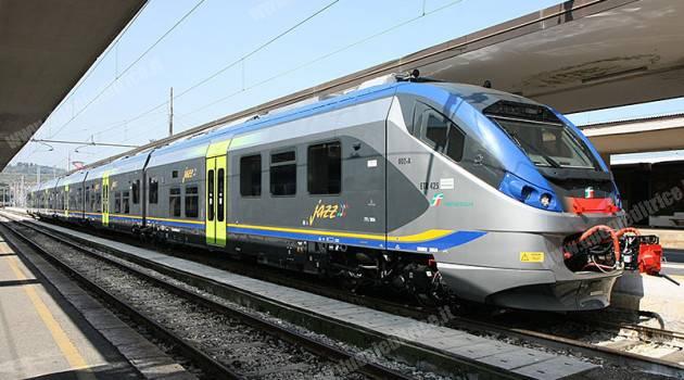 Alstom fornirà a Trenitalia altri 25 treni Jazz