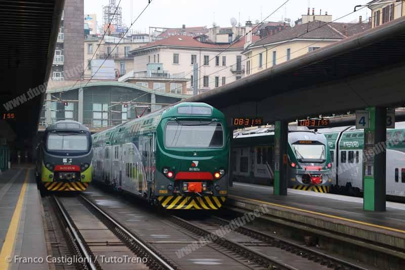HITACHI RAIL ITALY: 10 TSR per FNM