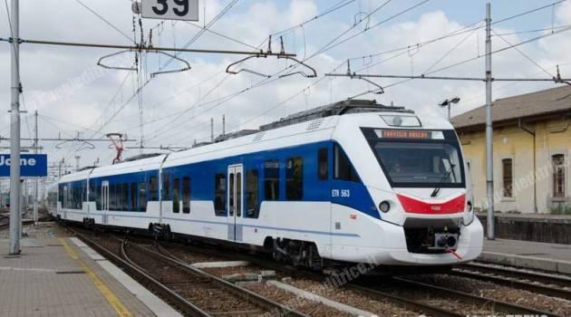 Friuli Venezia-Giulia: ETR 563 in preesercizio