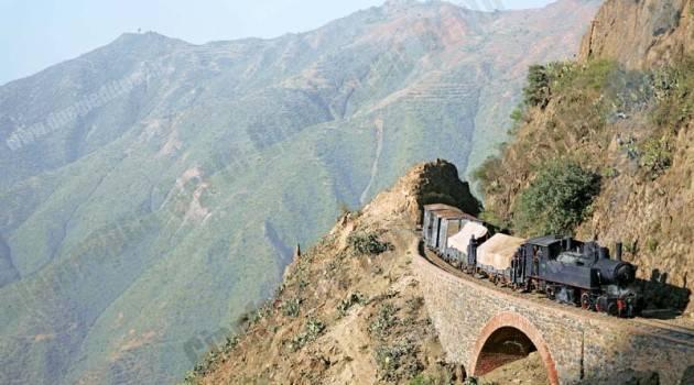 Eritrea Ferroviaria a gennaio 2016
