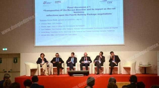 Le FS a proposito delle direttive comunitarie sul Recast ed il Quarto Pacchetto Ferroviario