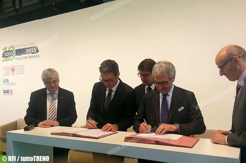 FirmaAccordoRFI-ProvinciaBolzano-2015-05-04-2