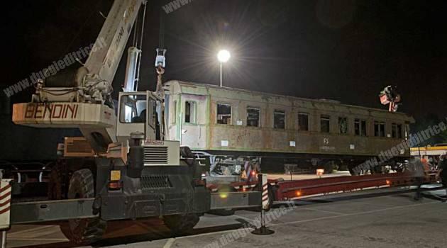 Proseguono i lavori alla Rimessa Locomotive di Primolano