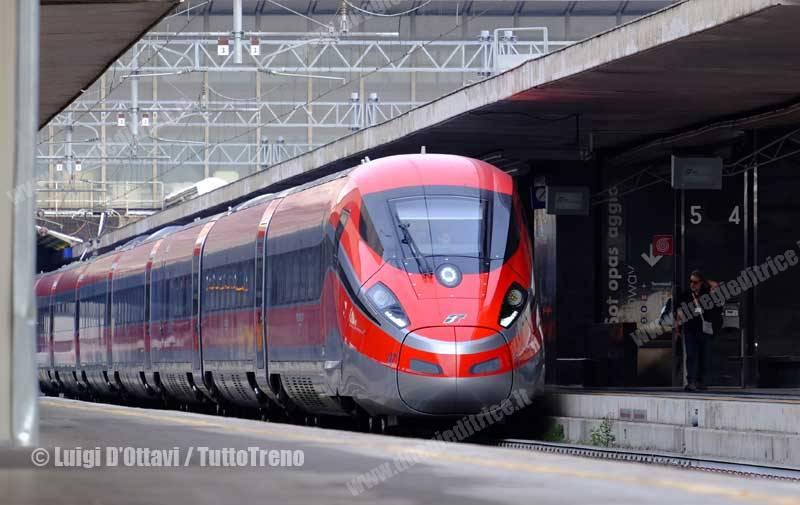 Hitachi Rail Italy: contratti di manutenzione per ETR 400, ETR 500 e TSR