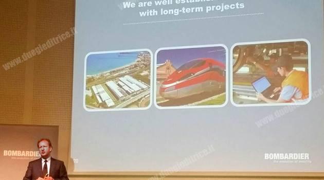 UITP Milano 2015: Bombardier presenta le più recenti soluzioni in tema di mobilità per città vivibili