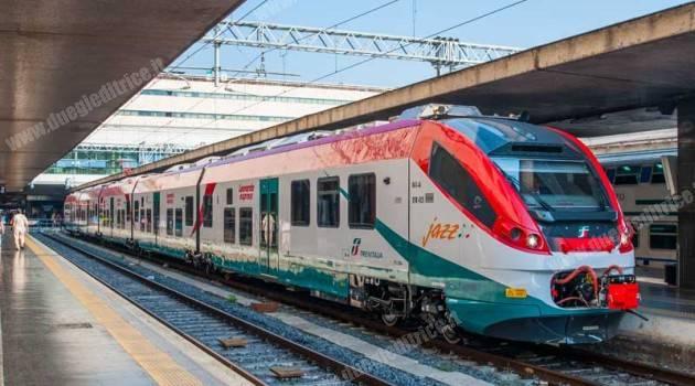 """In servizio gli ETR 425 Coradia Meridian in configurazione """"Leonardo Express"""""""