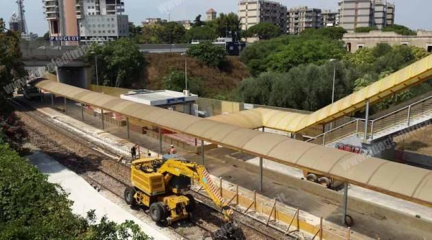FAL: aperti i cantieri per il raddoppio da Bari a Palo del Colle