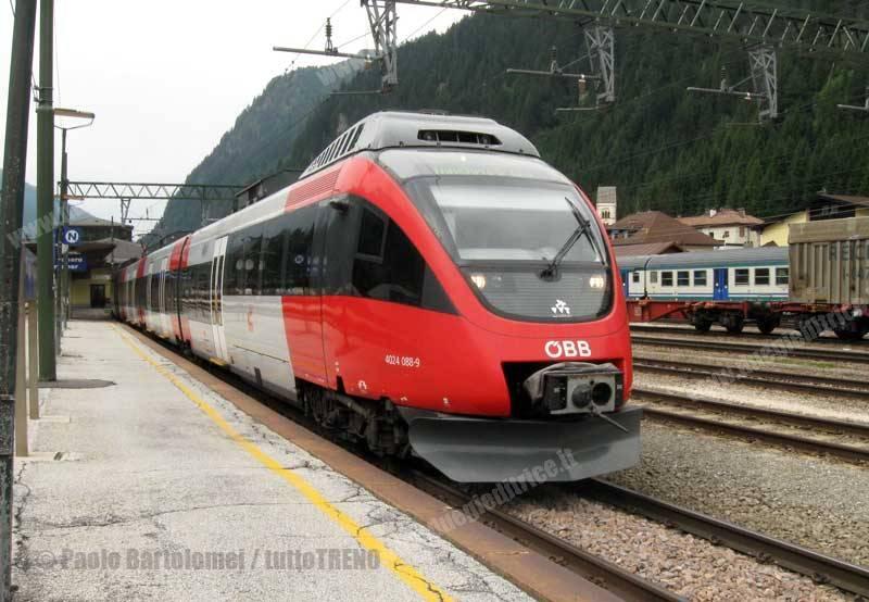 Brennero: di nuovo attiva la coincidenza in direzione Innsbruck
