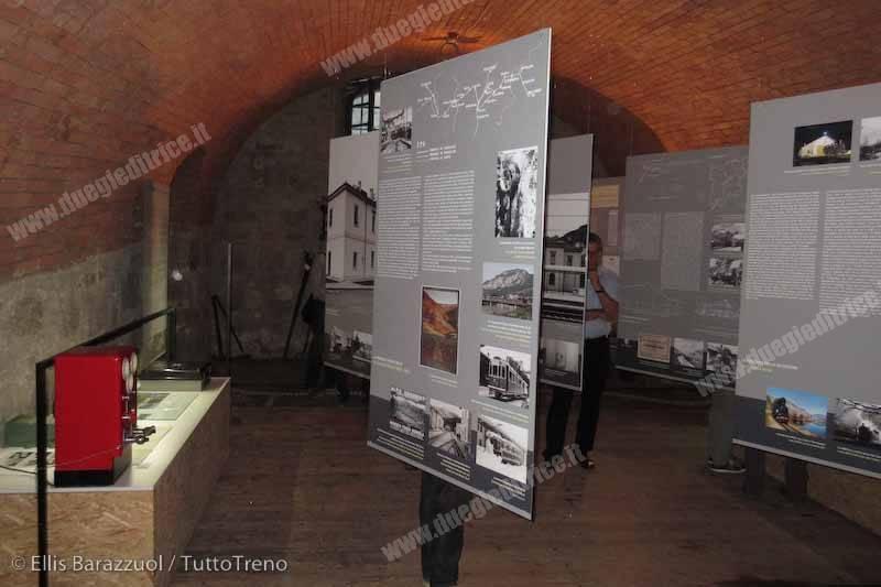 La ferrovia del Brennero in mostra