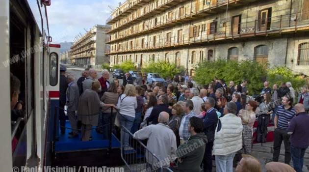 """Barcolana: AD 803 FUC """"in servizio"""" al porto vecchio di Trieste"""