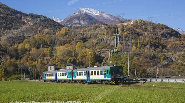 Aosta, assegnati a Trenitalia i servizi del trasporto regionale