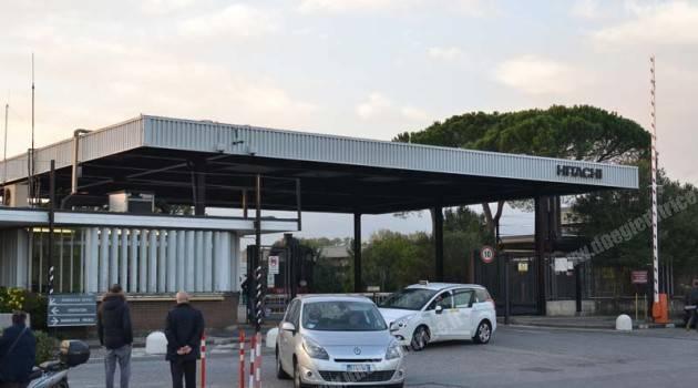 Da AnsaldoBreda nasce Hitachi Rail Italy