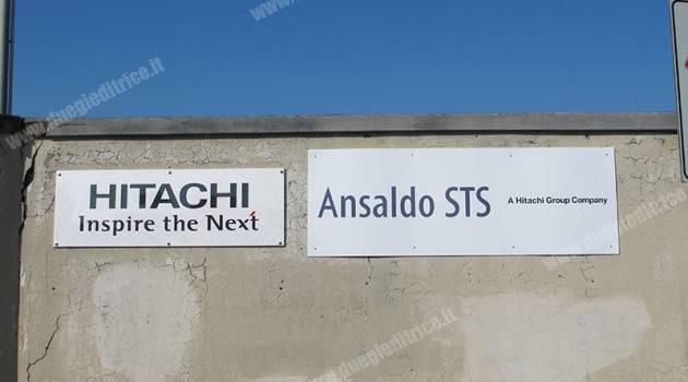 Hitachi aumenta la partecipazione in Ansaldo STS